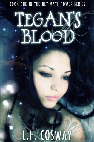 Cover Tegan's Blood englisch