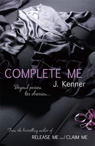 Cover Complete Me Englisch