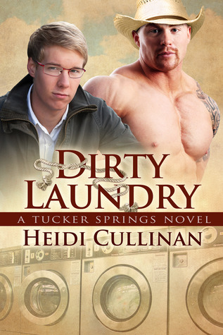 Cover Dirty Laundry Englisch