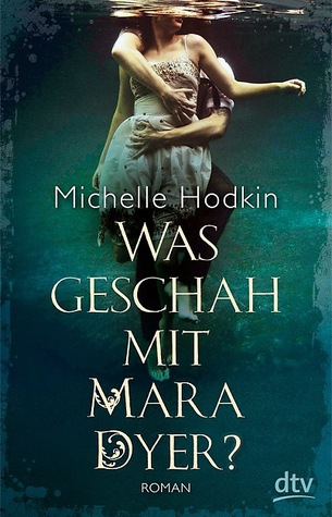 Cover Was geschah mit Mara Dyer deutsch