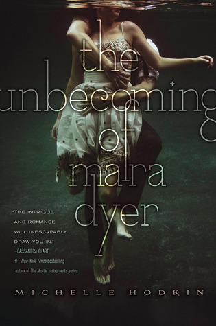 Cover The Unbecoming of Mara Dyer englisch