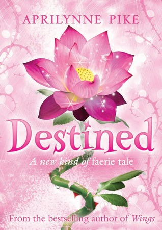 Cover Destined englisch