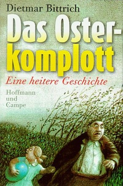 Cover Das Osterkomplott deutsch