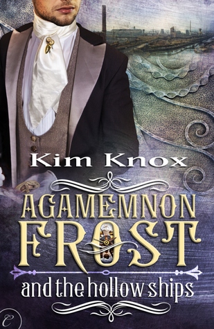 Cover Agamemnon Frost and the Hollow Ships Englisch
