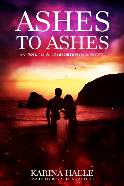 Cover Ashes to Ashes Englisch