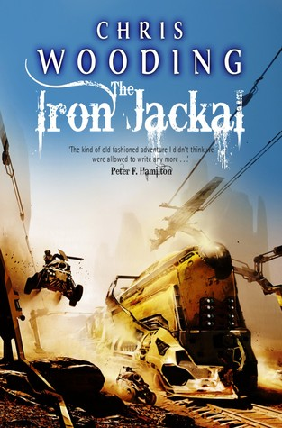 Cover The Iron Jackal HC englisch