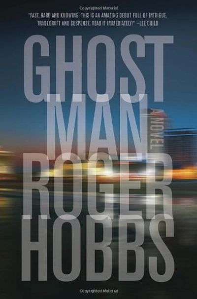 Cover The Ghostman englisch