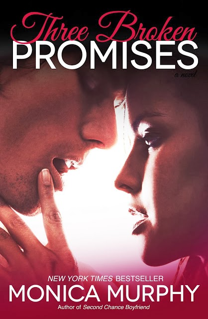 Cover Three Broken Promises Englisch