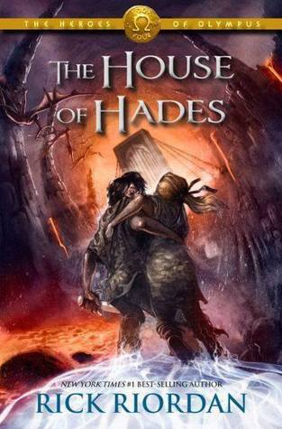 Cover The House of Hades englisch