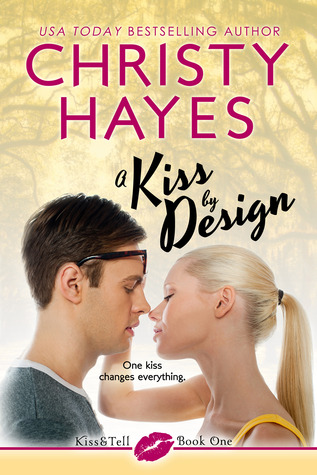 Cover A Kiss by Design Englisch