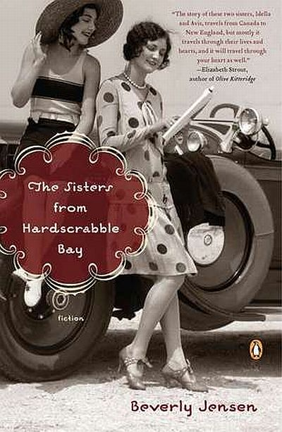 Cover The Sisters from Hardscrabble Bay englisch