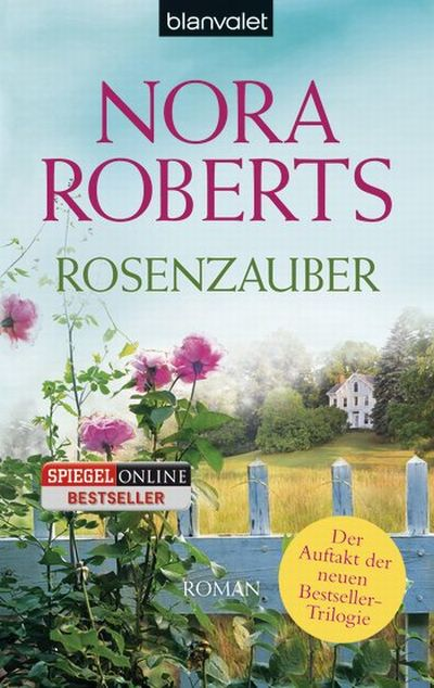 Cover Rosenzauber deutsch
