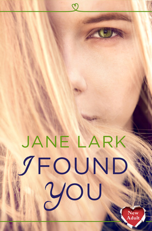 Cover I Found You Englisch