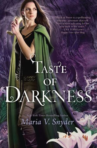 Cover Taste of Darkness US