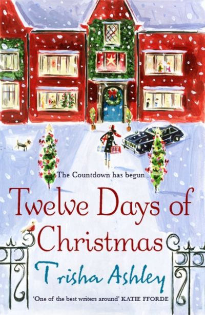 Cover Twelve Days of Christmas englisch