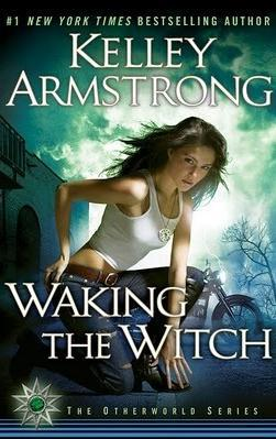 Cover  Waking the Witch Englisch