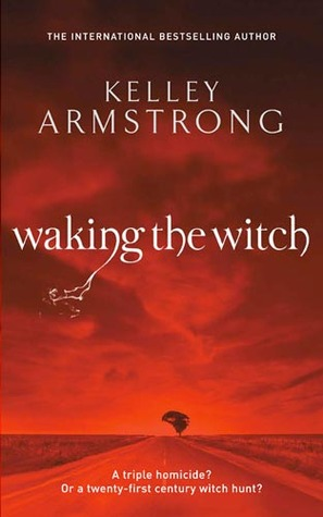 Cover  Waking the Witch Englisch2