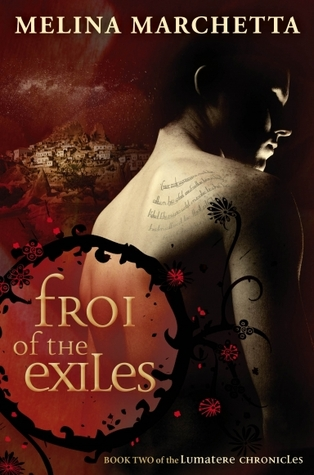 Cover Froi of the Exiles englisch II