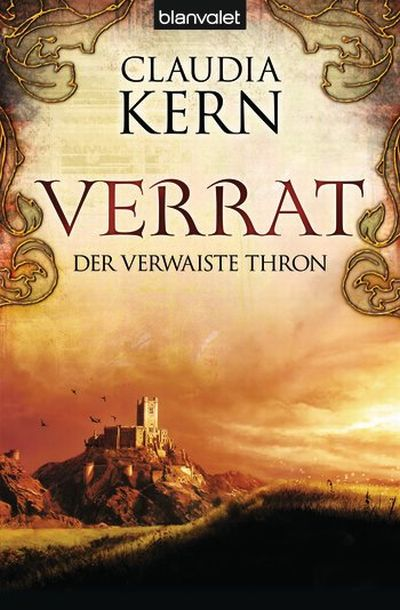 Cover Verrat deutsch
