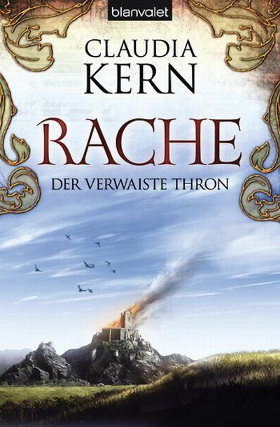 Cover Rache deutsch