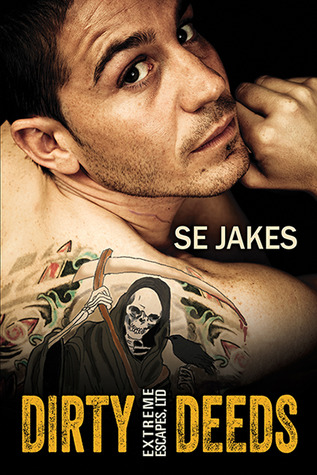 Cover Dirty Deeds Jakes Englisch