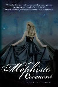 Cover Mephisto Covenant englisch