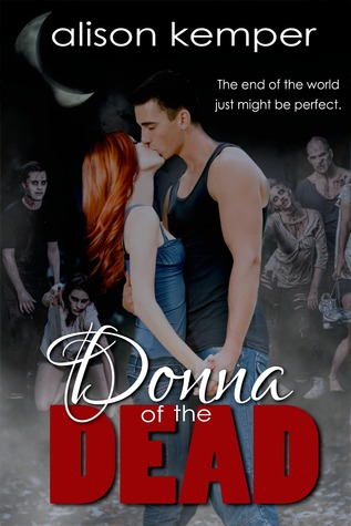 Cover Donna of the Dead Englisch