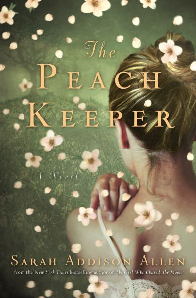 Cover The Peach Keeper englisch