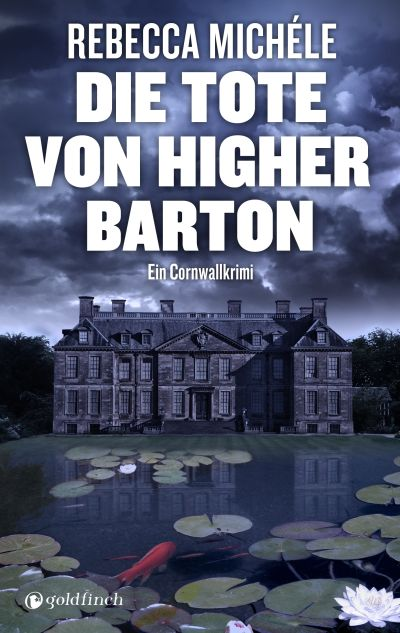 Cover Die Tote von Higher Barton deutsch