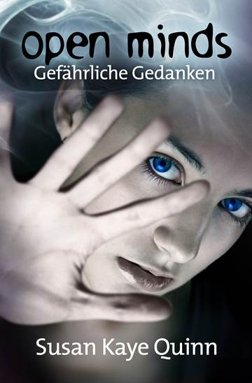 Cover Open Minds deutsch