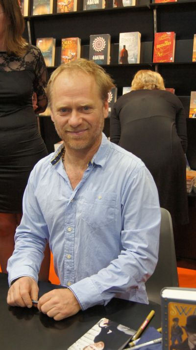 Buchmesse 2014 Rainer Strecker