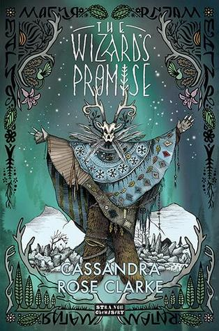 Cover Wizard's Promise Englisch