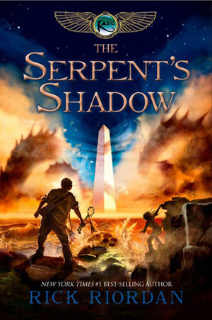Cover The Serpent's Shadow englisch