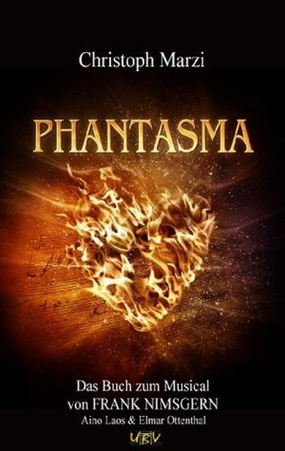 Cover Phantasma deutsch