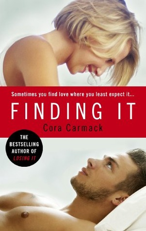 Cover Finding It Englisch