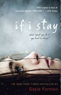 Cover if i stay englisch