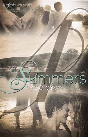 Cover Four Summers Englisch