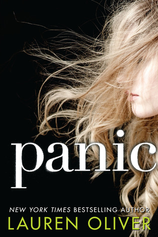 Cover Panic englisch