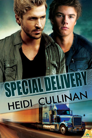 Cover Special Delivery englisch