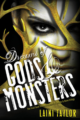 Cover Dreams of Gods & Monsters Englisch