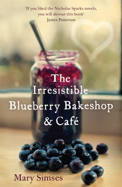 Cover The Irresistible Blueberry Bakeshop and Cafe englisch