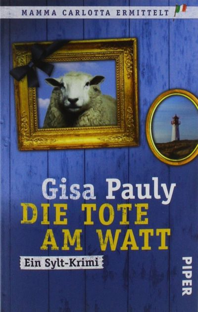 Cover Die Tote am Watt deutsch