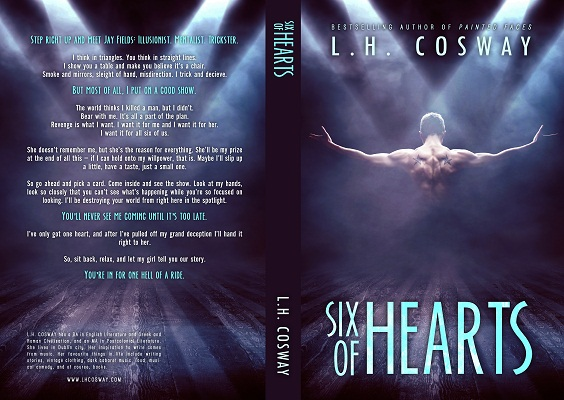 Cover Six of Hearts Englisch