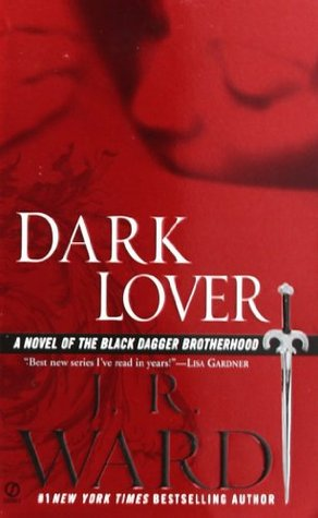 Cover Dark Lover Englisch