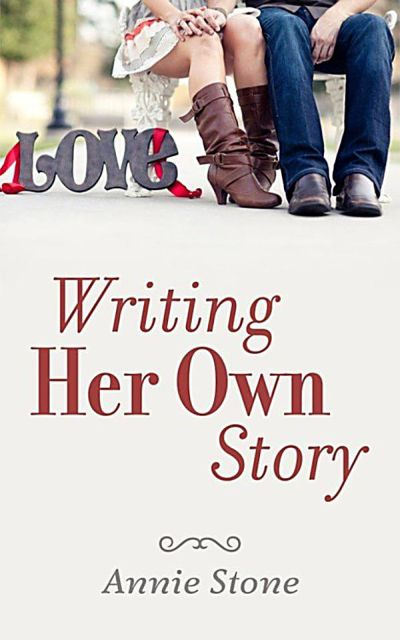 Cover Writing her own story deutsch