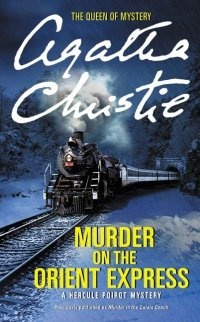 Cover Murder on the Orient Express englisch