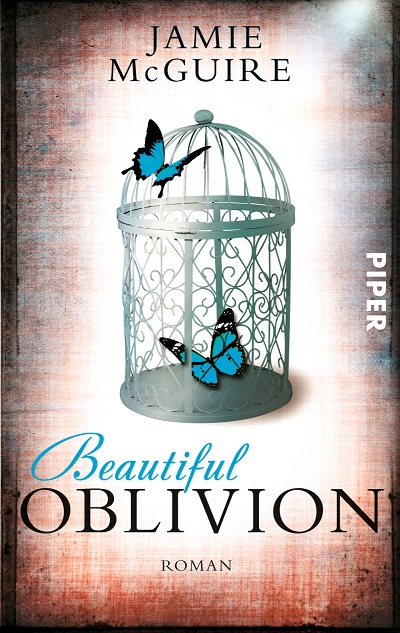 Cover Beautiful Oblivion Deutsch