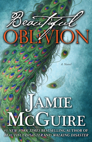 Cover Beautiful Oblivion Englisch