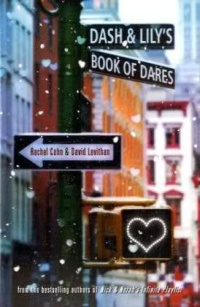 Cover Dash and Lilys Book of Dares englisch