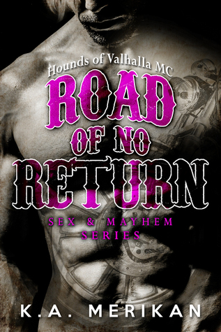 Cover Road of no Return Englisch